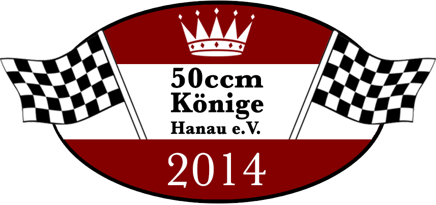 Fuffzig Kubik Logo - 50ccm Könige