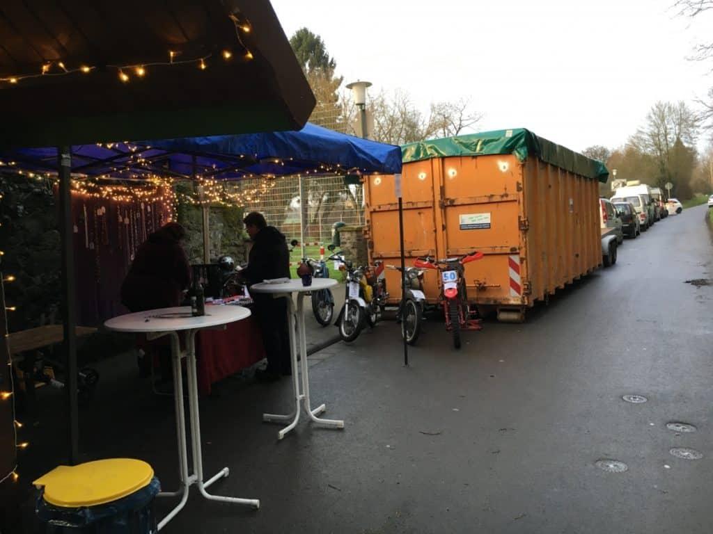 Weihnachtsmarkt Mittelbuchen Obertor 2015