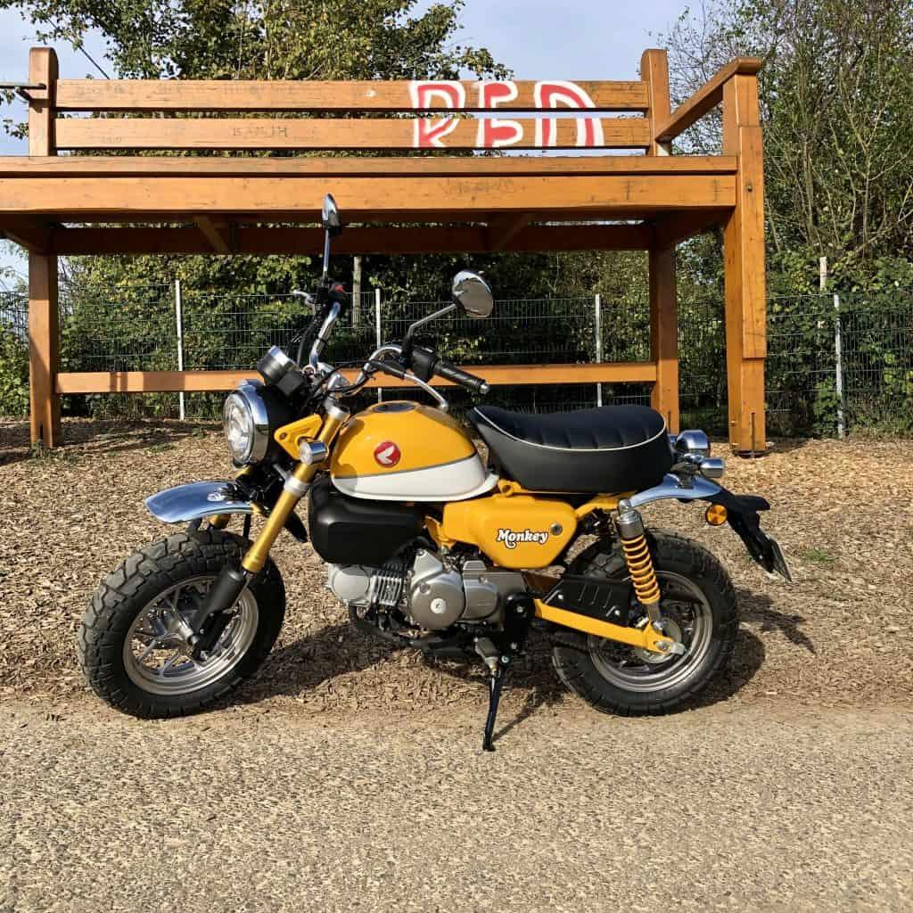 Honda Monkey Z125MA